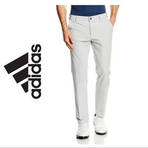 Adidas Tapered Fit Water Resistant Pants